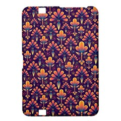 Abstract Background Floral Pattern Kindle Fire Hd 8 9