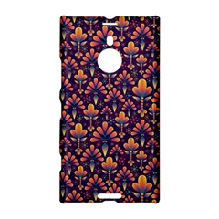 Abstract Background Floral Pattern Nokia Lumia 1520