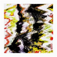 Canvas Acrylic Digital Design Medium Glasses Cloth