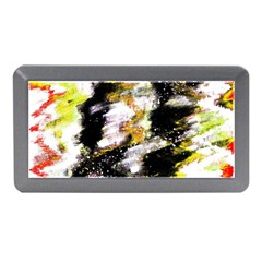 Canvas Acrylic Digital Design Memory Card Reader (Mini)