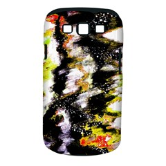 Canvas Acrylic Digital Design Samsung Galaxy S III Classic Hardshell Case (PC+Silicone)