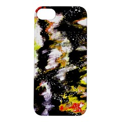 Canvas Acrylic Digital Design Apple iPhone 5S/ SE Hardshell Case