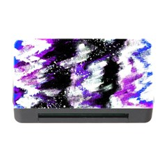 Canvas Acrylic Digital Design Memory Card Reader with CF