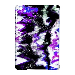 Canvas Acrylic Digital Design Apple iPad Mini Hardshell Case (Compatible with Smart Cover)