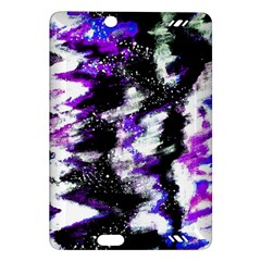 Canvas Acrylic Digital Design Amazon Kindle Fire HD (2013) Hardshell Case