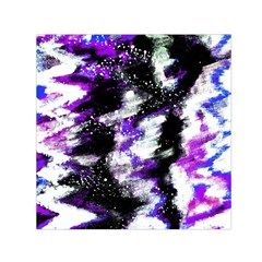 Canvas Acrylic Digital Design Small Satin Scarf (square)