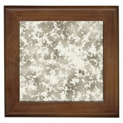 Wall Rock Pattern Structure Dirty Framed Tiles