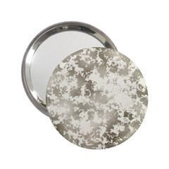 Wall Rock Pattern Structure Dirty 2.25  Handbag Mirrors