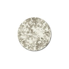 Wall Rock Pattern Structure Dirty Golf Ball Marker (4 Pack)