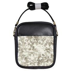Wall Rock Pattern Structure Dirty Girls Sling Bags