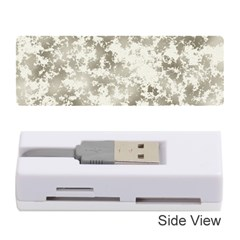 Wall Rock Pattern Structure Dirty Memory Card Reader (stick)