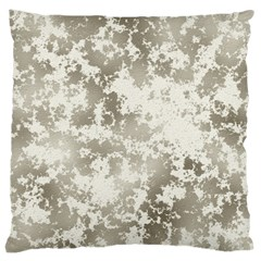 Wall Rock Pattern Structure Dirty Large Cushion Case (Two Sides)