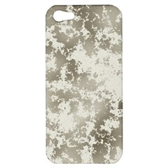 Wall Rock Pattern Structure Dirty Apple iPhone 5 Hardshell Case