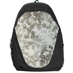 Wall Rock Pattern Structure Dirty Backpack Bag