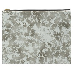 Wall Rock Pattern Structure Dirty Cosmetic Bag (XXXL)
