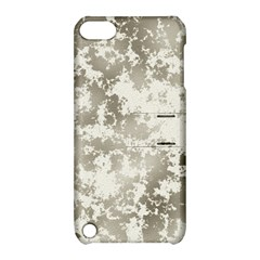 Wall Rock Pattern Structure Dirty Apple iPod Touch 5 Hardshell Case with Stand