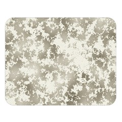 Wall Rock Pattern Structure Dirty Double Sided Flano Blanket (large)
