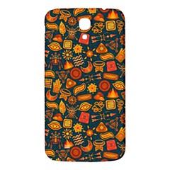 Pattern Background Ethnic Tribal Samsung Galaxy Mega I9200 Hardshell Back Case