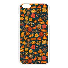 Pattern Background Ethnic Tribal Apple Seamless iPhone 6 Plus/6S Plus Case (Transparent)