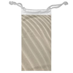 Sand Pattern Wave Texture Jewelry Bag