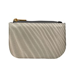 Sand Pattern Wave Texture Mini Coin Purses