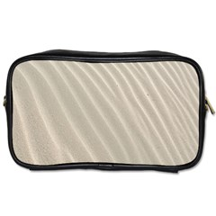 Sand Pattern Wave Texture Toiletries Bags 2-Side