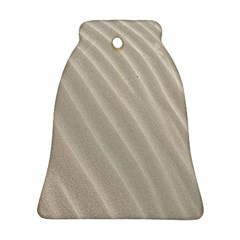 Sand Pattern Wave Texture Ornament (Bell)