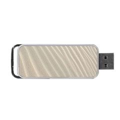 Sand Pattern Wave Texture Portable USB Flash (One Side)