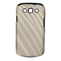 Sand Pattern Wave Texture Samsung Galaxy S III Classic Hardshell Case (PC+Silicone)
