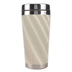 Sand Pattern Wave Texture Stainless Steel Travel Tumblers