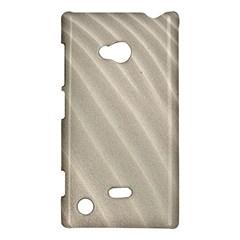 Sand Pattern Wave Texture Nokia Lumia 720