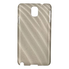 Sand Pattern Wave Texture Samsung Galaxy Note 3 N9005 Hardshell Case
