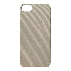 Sand Pattern Wave Texture Apple iPhone 5S/ SE Hardshell Case