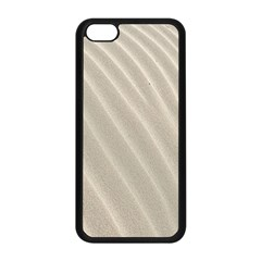 Sand Pattern Wave Texture Apple Iphone 5c Seamless Case (black)