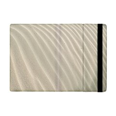 Sand Pattern Wave Texture iPad Mini 2 Flip Cases