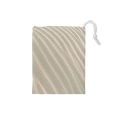 Sand Pattern Wave Texture Drawstring Pouches (Small)