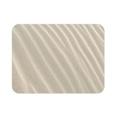 Sand Pattern Wave Texture Double Sided Flano Blanket (Mini)