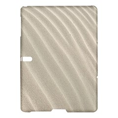 Sand Pattern Wave Texture Samsung Galaxy Tab S (10.5 ) Hardshell Case