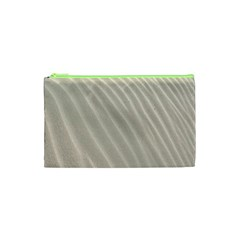 Sand Pattern Wave Texture Cosmetic Bag (XS)