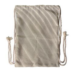 Sand Pattern Wave Texture Drawstring Bag (Large)