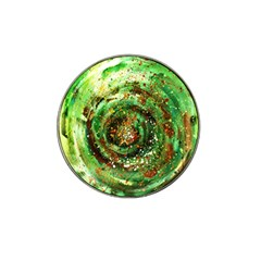 Canvas Acrylic Design Color Hat Clip Ball Marker (4 Pack)