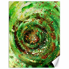 Canvas Acrylic Design Color Canvas 18  x 24