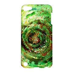 Canvas Acrylic Design Color Apple iPod Touch 5 Hardshell Case