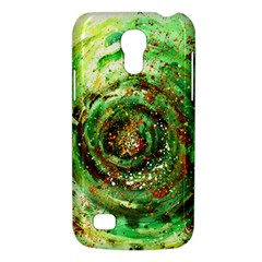 Canvas Acrylic Design Color Galaxy S4 Mini