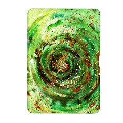 Canvas Acrylic Design Color Samsung Galaxy Tab 2 (10.1 ) P5100 Hardshell Case