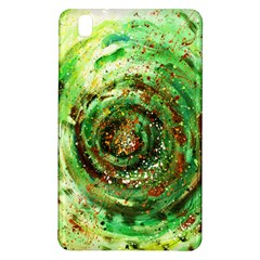 Canvas Acrylic Design Color Samsung Galaxy Tab Pro 8 4 Hardshell Case