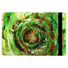 Canvas Acrylic Design Color iPad Air Flip