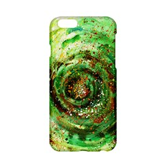 Canvas Acrylic Design Color Apple iPhone 6/6S Hardshell Case