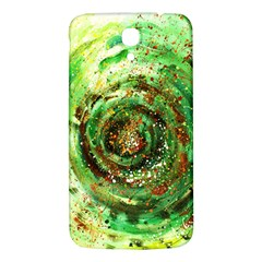 Canvas Acrylic Design Color Samsung Galaxy Mega I9200 Hardshell Back Case