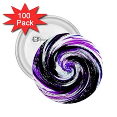 Canvas Acrylic Digital Design 2.25  Buttons (100 pack)